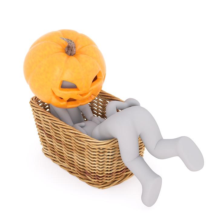 Halloween Kürbis Deko · Kostenloses Bild auf Pixabay