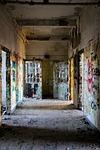 abandoned, asylum, hospital