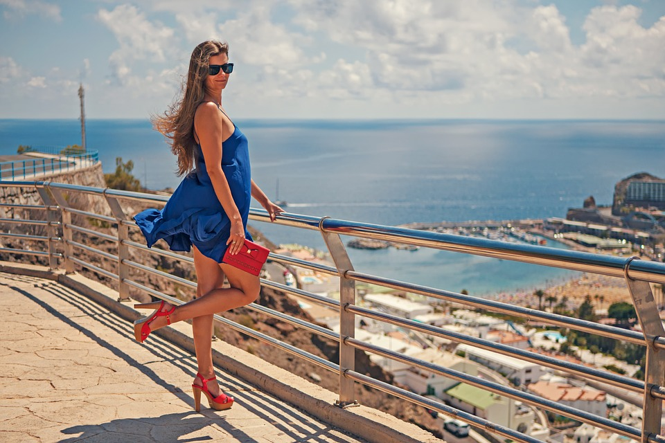 Gran Canaria, Insulele Canare, Holiday, Picioare Sexy