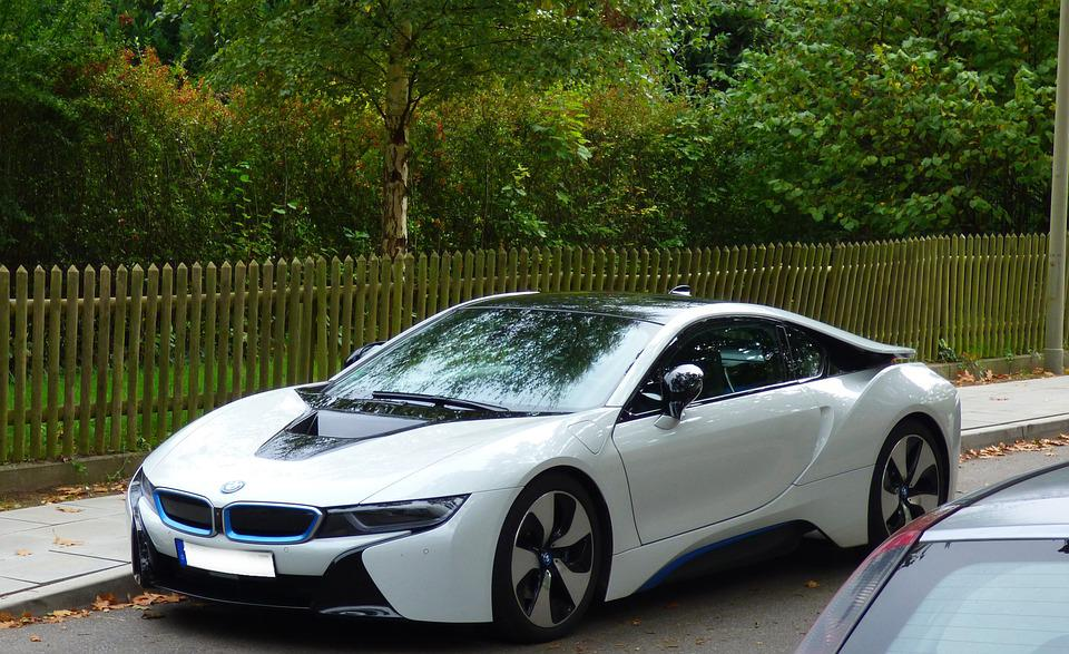 Bmw I8 Electric Car Pkw Auto Automotive Dare