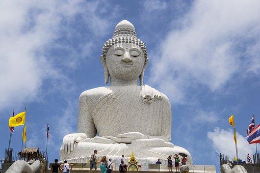 Buddah, Phuket, Tailandia