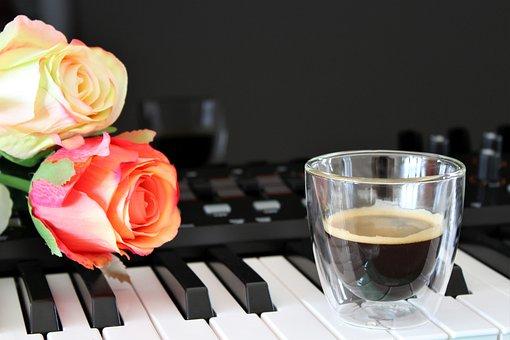 Καφέ, ΠληκτÏολόγιο, ΤÏιαντάφυλλα