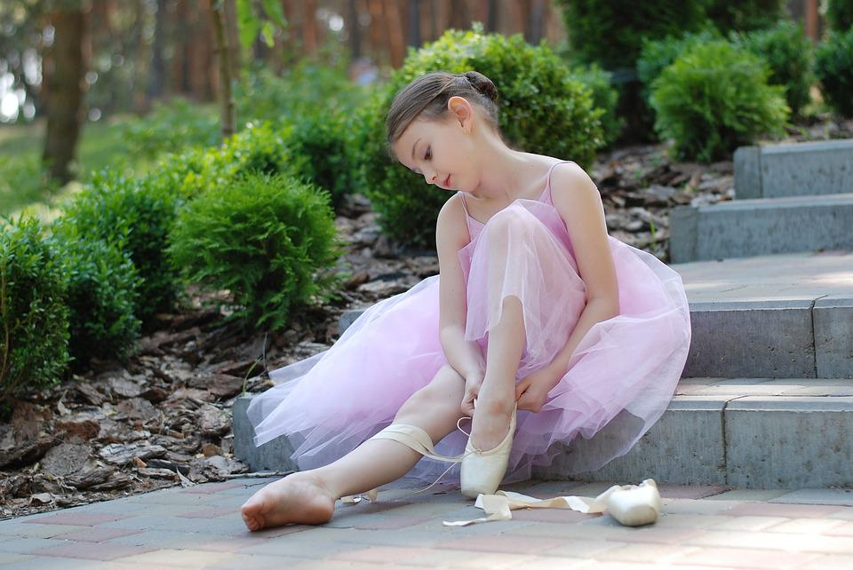 Ballet, Ballerina, Ballet Tutu, Dancer, Pointe Shoes