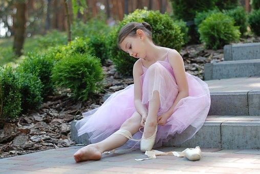 Ballet, Ballerina, Ballet Tutu, Dancer