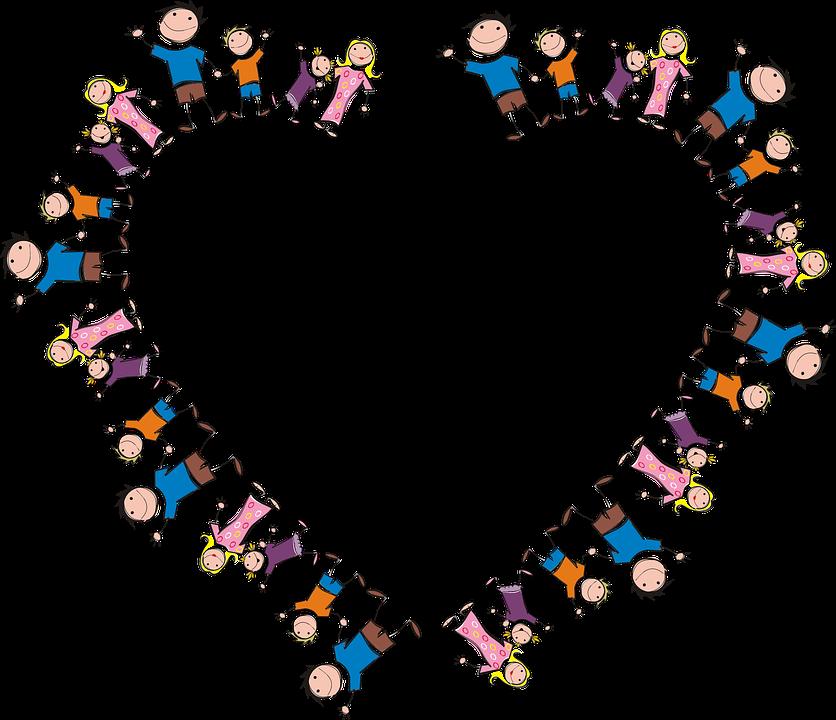 Familia Marco Corazón · Gráficos vectoriales gratis en Pixabay