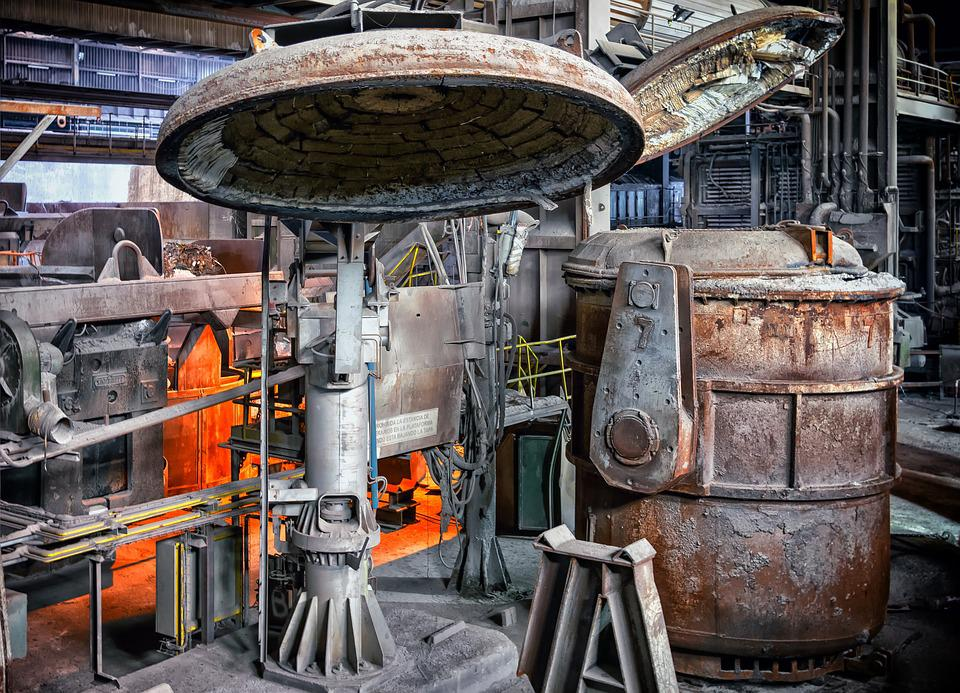 Steel Foundry Factory · Free photo on Pixabay
