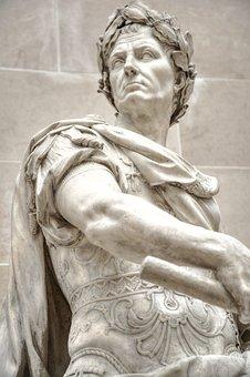 Julius, César, Romano, Italia, Roma