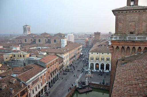 Qué ver qué hacer en Ferrara