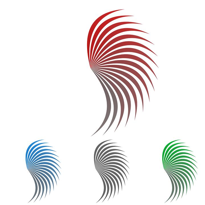 Sayap Logo Vektor Gambar Vektor Gratis Di Pixabay