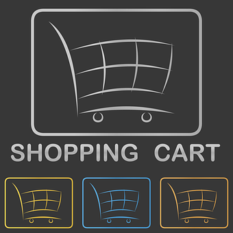 Post-COVID-19 Pandemic: Top Business Opportunities  Shopping Cart, Icon, Logo, Shop