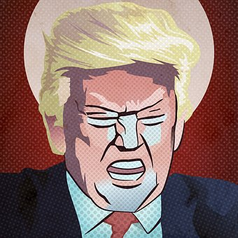Donald Trump, Pop Art, President, Usa