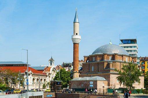 Mezquita Banya Bashi Sofia