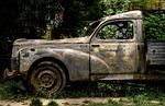 car, rust, wreck