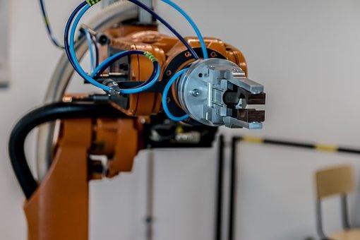 Robot, Brazo, Tecnología, Brazo De Robot