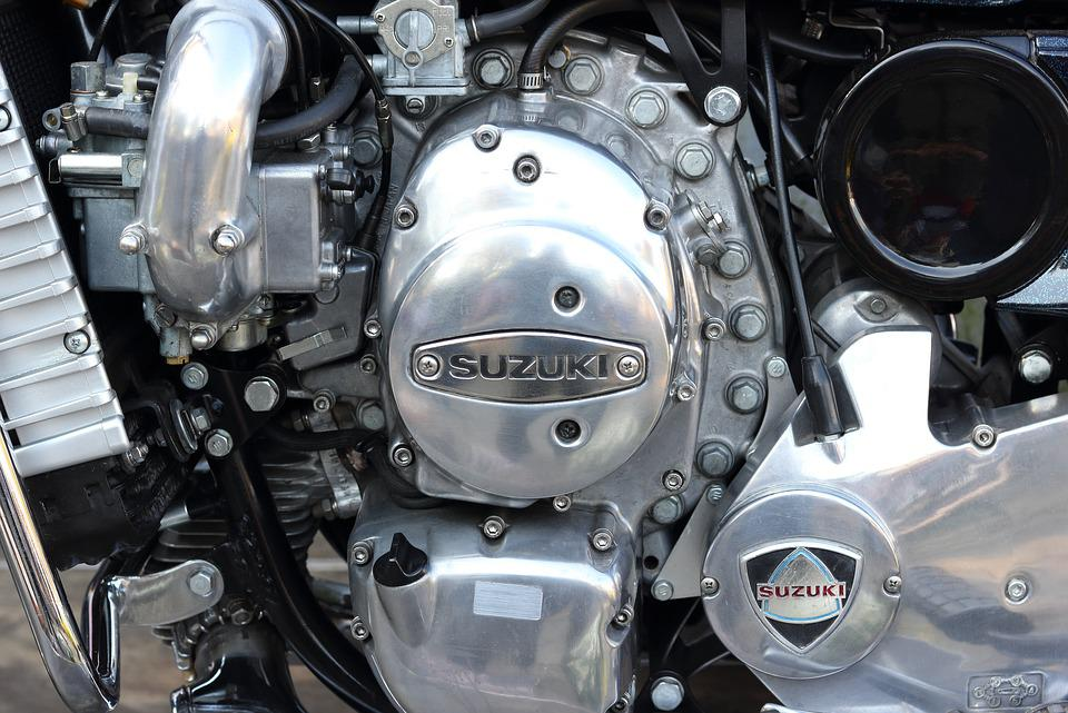 Suzuki Re5 Rotary Motorcycle Motor