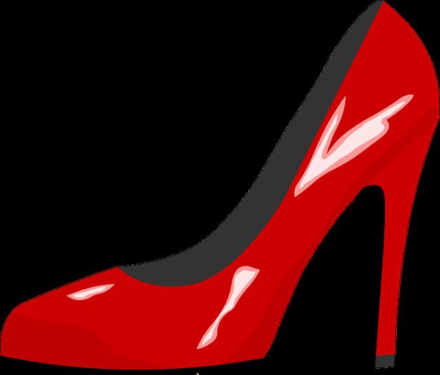 chaussure rouge haut talon red la image gratuite sur pixabay