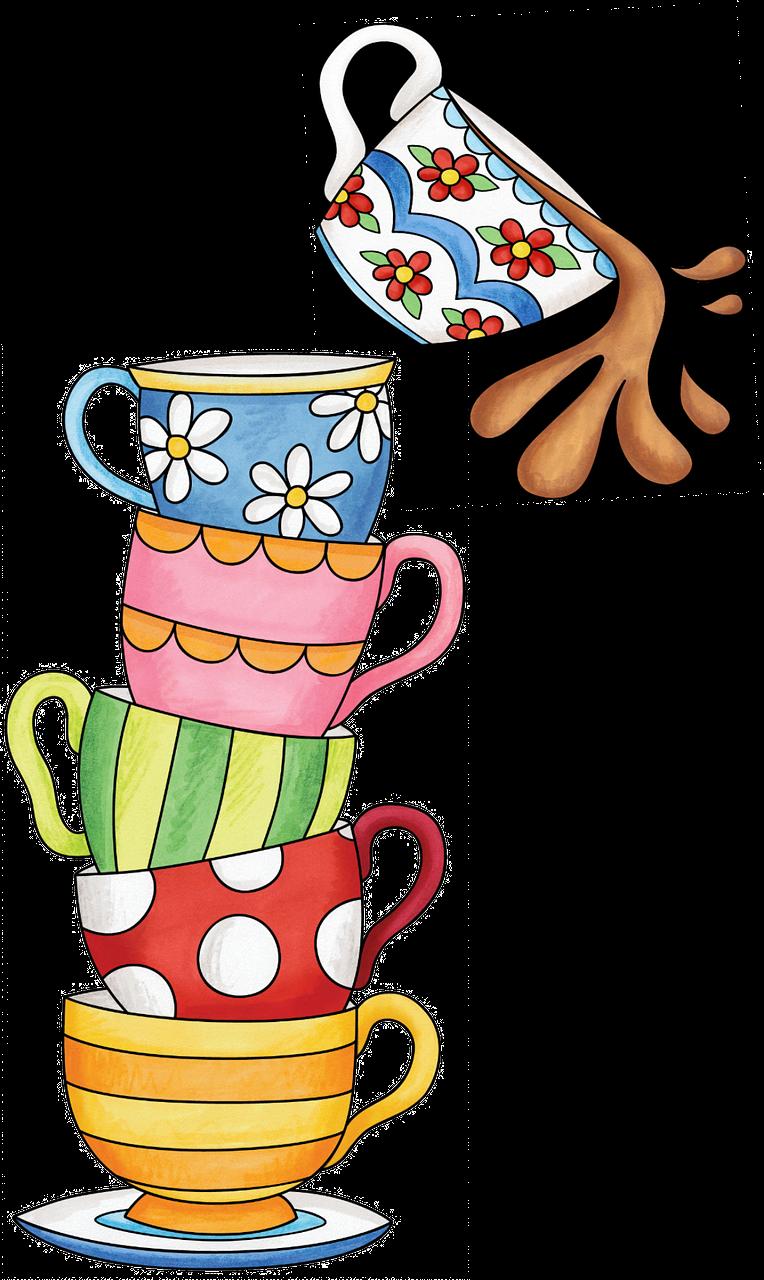 Смешные, чашечка чая картинки для детей