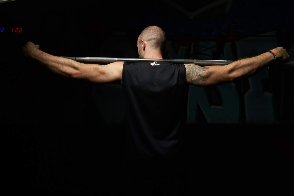 Sport, Bodybuilding, Fitness, Powerlifting, Athlete