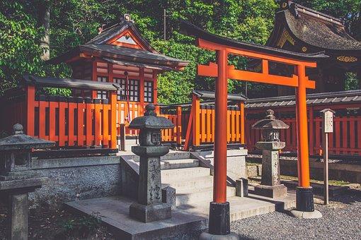 日本, アジア, オリエンタル, 東, アーキテクチャ, 観光, ランドマーク
