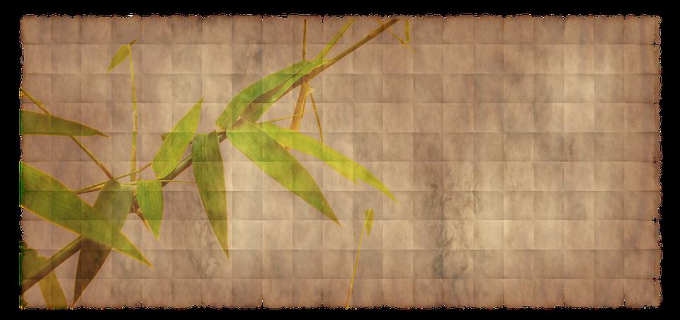 Kertas Perkamen Jenis Kertas Karya Seni Bambu