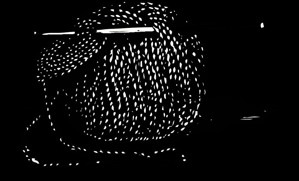 yarn ball of knitting free vector graphic on pixabay