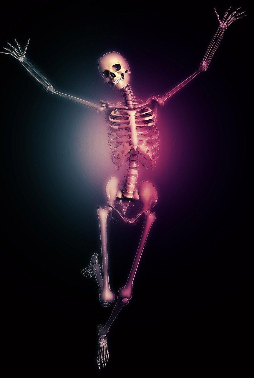 картинки с скелетиком выстрелов