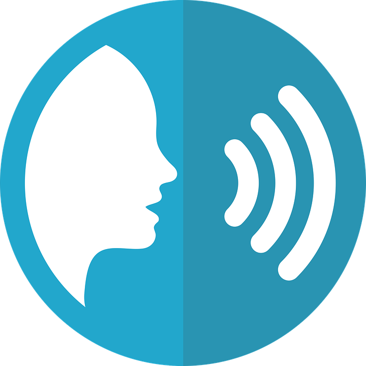 Speech Icon, Voice, Talking, Audio, Speech