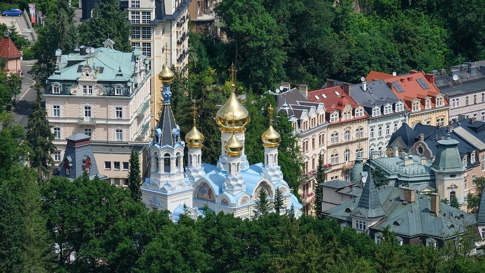 Resultado de imagen de Karlovy Vary
