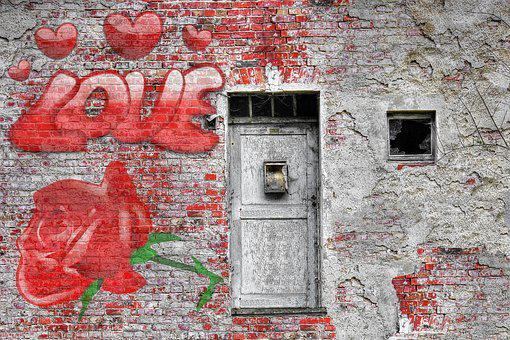 Love, Wall, Rose, Vintage, Brick, Door Know more about the days leading up to Valentine's day like Rose Day, Chocolate day and Anti-Valentine's day like break up day, slap day and more.