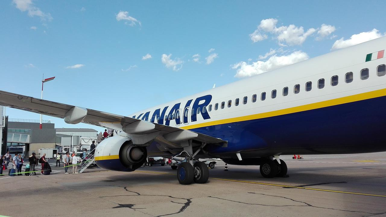 Ryanair Flughafen Flugzeug   Kostenloses Foto auf Pixabay