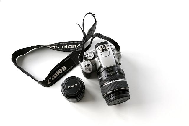 шрифты с фотокамерой