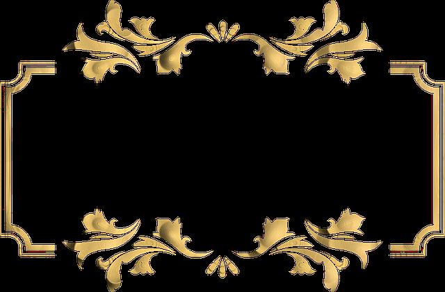 Frame Vintage Ornate Free image on Pixabay