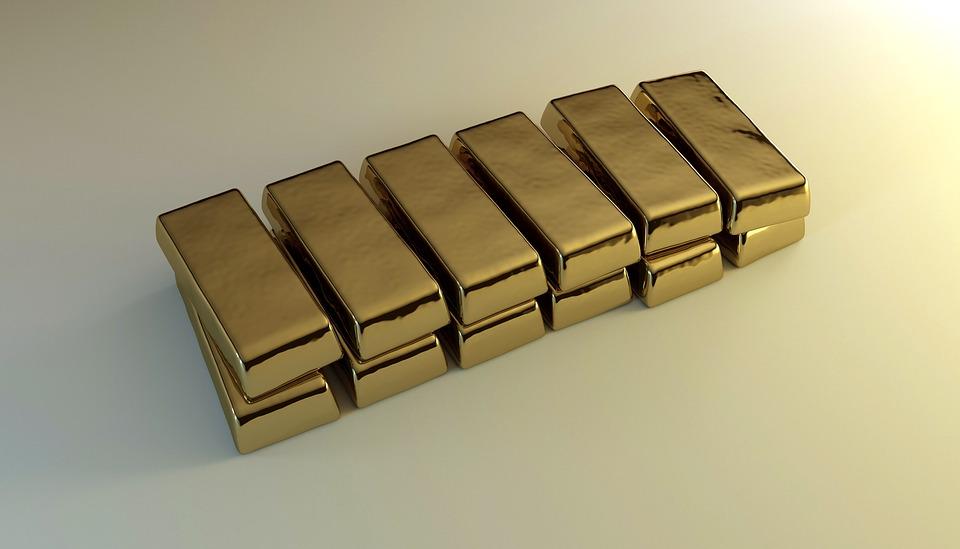 金, バー, 金塊, ファインゴールド, 富, 利益, 値, 保存し, 資本金, 証券取引所, 金属, 自信