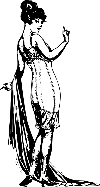 1920s images pixabay download free pictures 1920 Felix the Cat lady 1900 1920s fashion corset