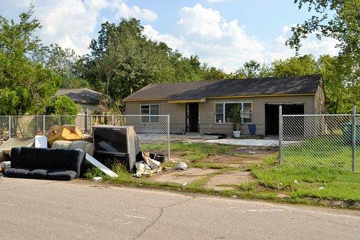 Hurricane Harvey, Texas, Home, Disaster