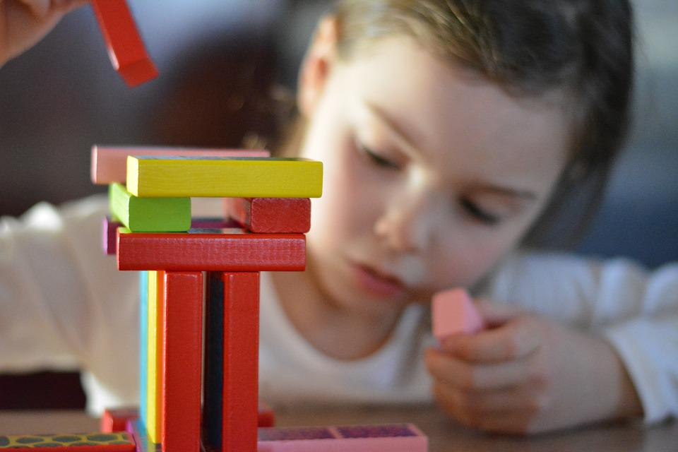 Image result for children playing with blocks