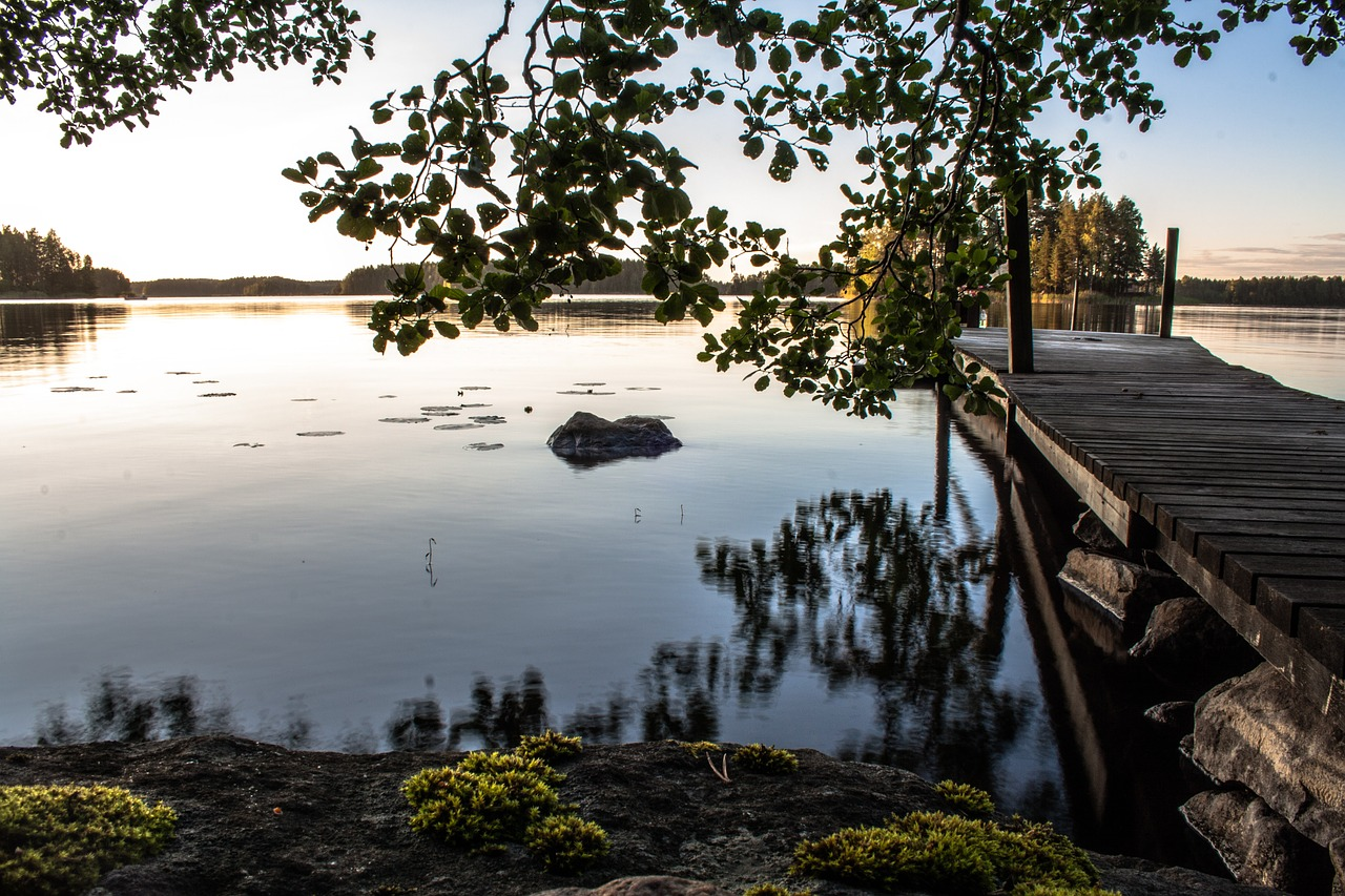 Summer, Water, Power, Beach, Nature, Horizon, Cottage
