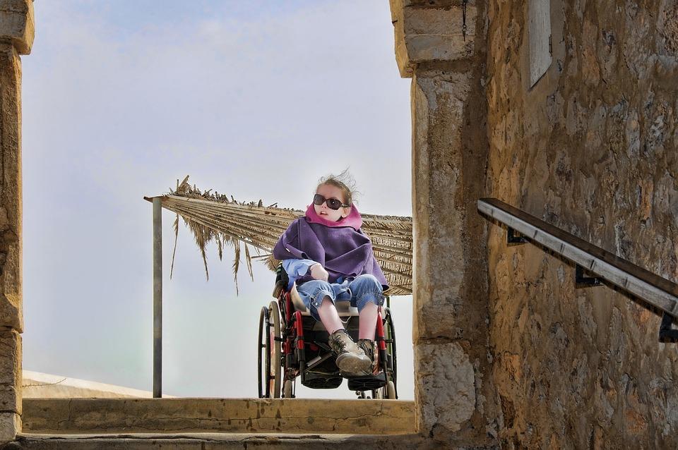 woman handicap humans free photo on pixabay