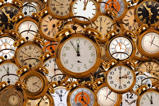 Time, Clock, Watches, Time Of, Business