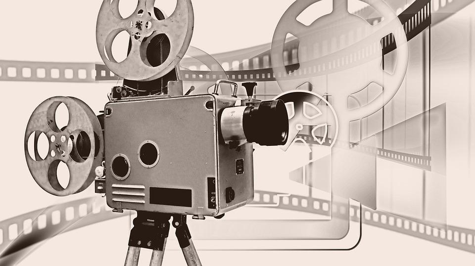 Camera, Film, Demonstration, Projector
