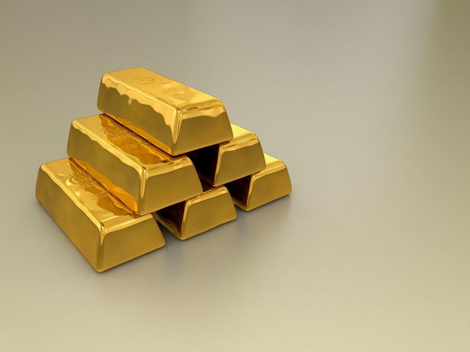 金塊 金 貴金属 - Pixabayの無料写真