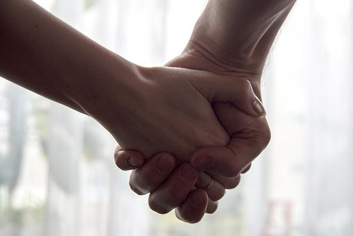 Couples Holding Hands