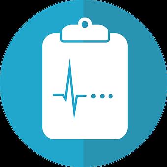 Prognosis Icon, Patient Chart