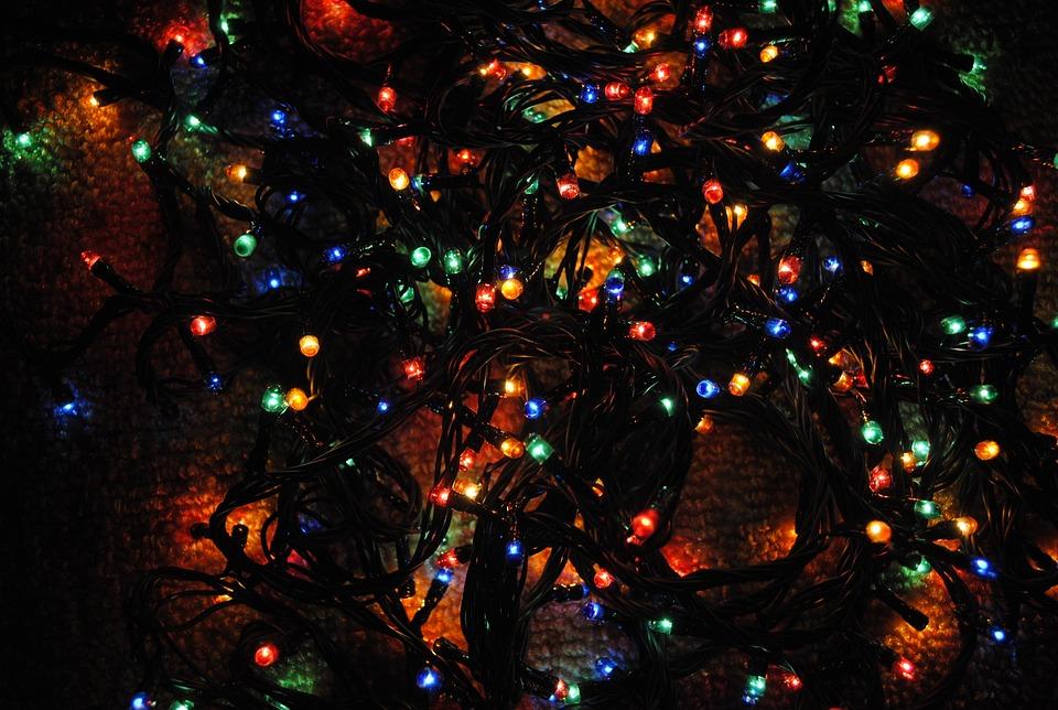 swag flashlights light lights new years eve - Christmas Swag Lights