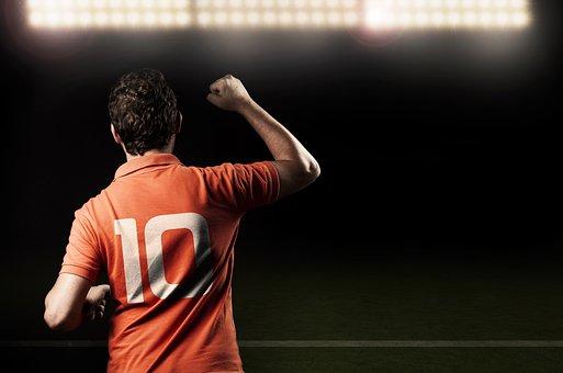 ビトリア, お祝い, サッカー場, スポーツ, サッカー, プレーヤー, 紛争