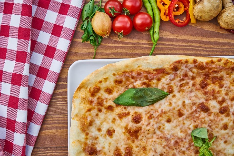 Pizza Dejen Mad Gratis Foto På Pixabay