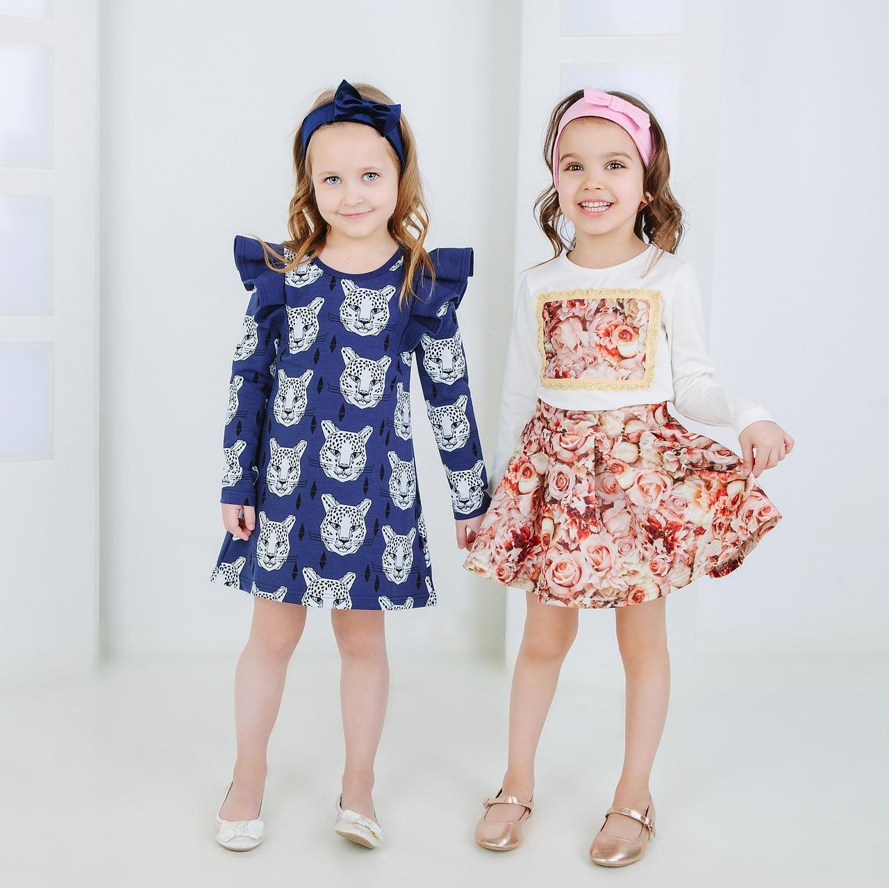 Купить детские платья из США