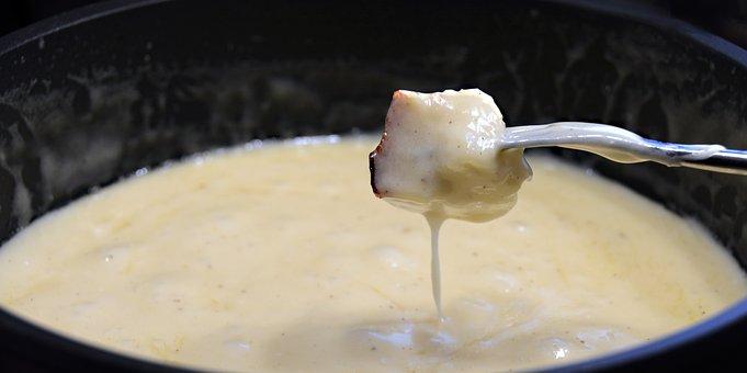 Cheese Fondue, Fondue, Eat, Cheese
