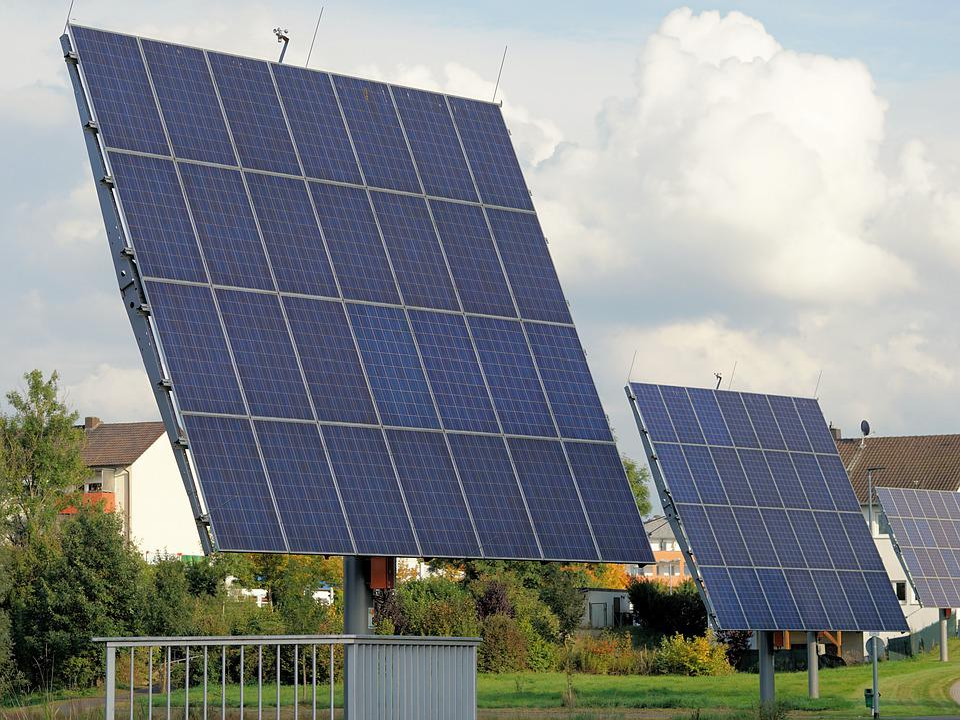 Photovoltaïque, Des Cellules Solaires, Électrique