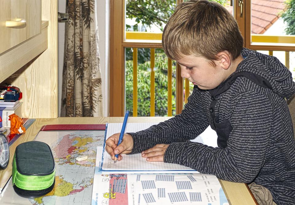 Compiti A Casa, Classe, Homeschooling, Imparare